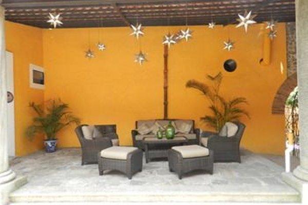 Al Otro Lado del Rio Hotel - фото 7