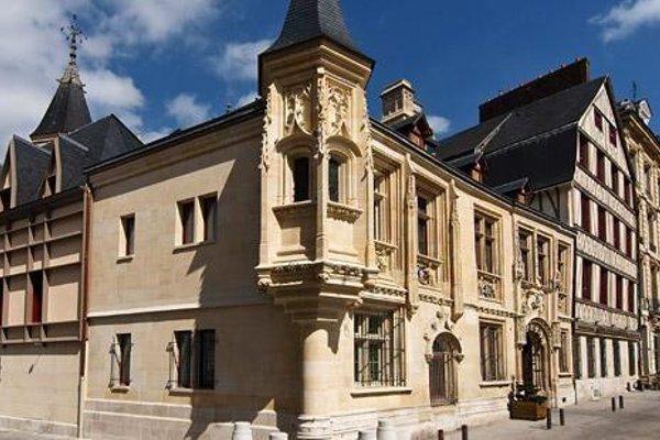 Spa-Hotel De Bourgtheroulde - фото 23