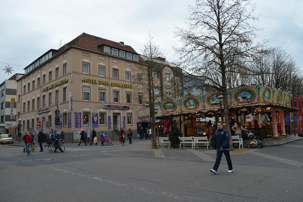 Hotel Drei Schweizer - фото 23