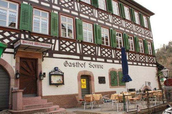 Gasthof Sonne - фото 22