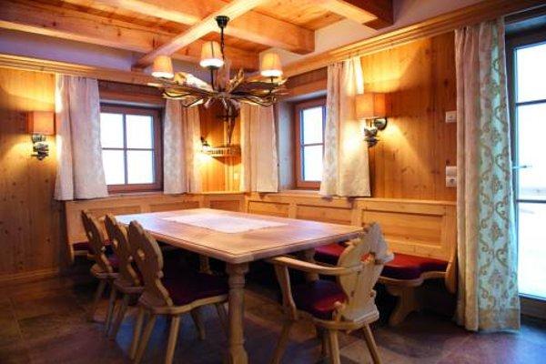 Alpine Deluxe Chalet Wallegg-Lodge - Ski In-Ski Out - фото 17