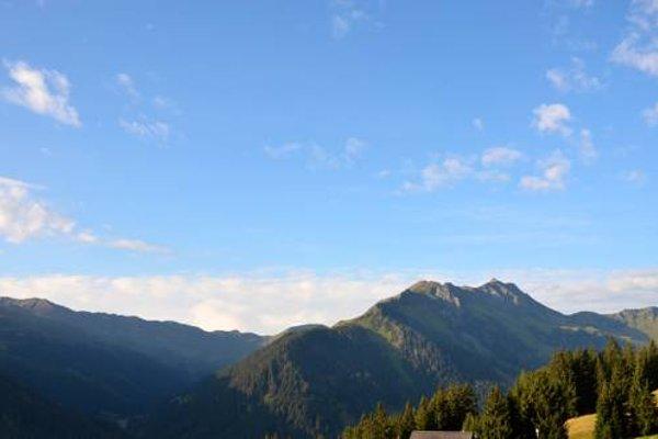 Alpine Deluxe Chalet Wallegg-Lodge - Ski In-Ski Out - фото 19