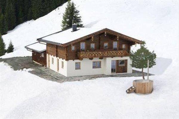 Alpine Deluxe Chalet Wallegg-Lodge - Ski In-Ski Out - фото 21