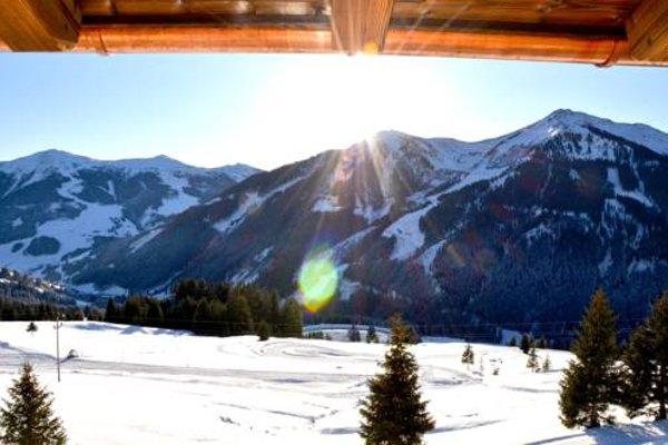Alpine Deluxe Chalet Wallegg-Lodge - Ski In-Ski Out - фото 23