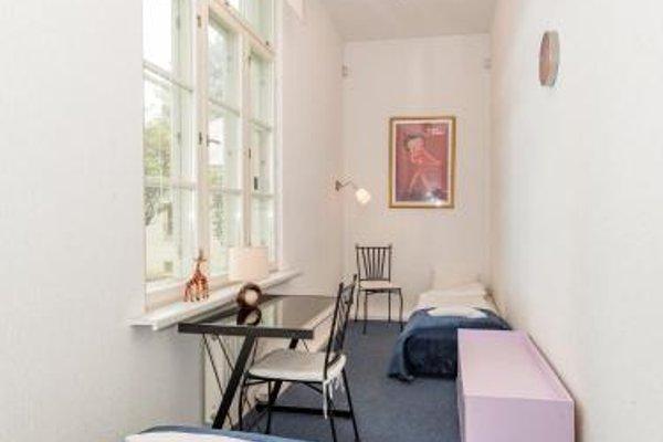 Aquamarine Pirita Hostel - фото 50