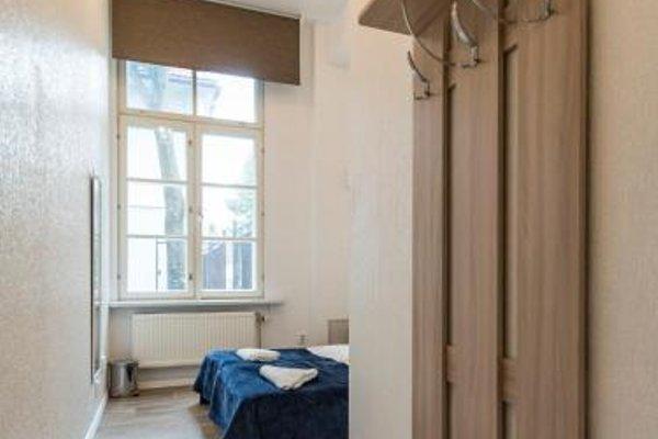 Aquamarine Pirita Hostel - фото 17
