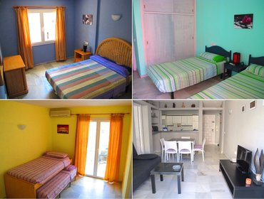 Apartments Apartment in Ibiza - Playa den Bossa, for 6-8 pers