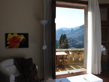 Апартаменты APARTMENT WITH TERRACE IN A PALACE. VALLDEMOSSA
