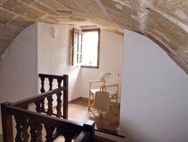 Апартаменты LIVING IN THE OLD STABLE OF A PALACE. VALLDEMOSA
