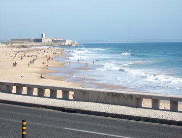Апартаменты CARCAVELOS SEA VIEW Lisbon Coast