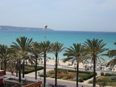 Apartments Front Sea View. Playa de Palma-4. Beach Location.