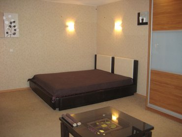 Апартаменты Cosy studio apartment in the center of Lugansk