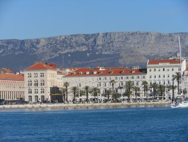 Апартаменты Split - Trogir Apartment 6+2 ''A''