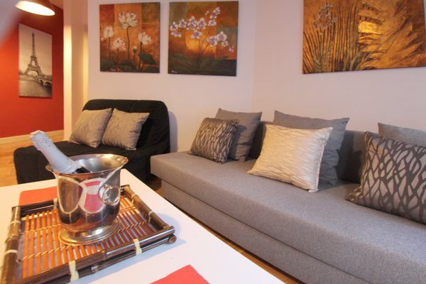 Apartamentos Goyescas Deco - фото 13