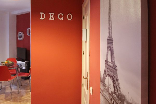 Apartamentos Goyescas Deco - фото 15