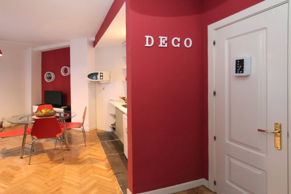 Apartamentos Goyescas Deco - фото 7