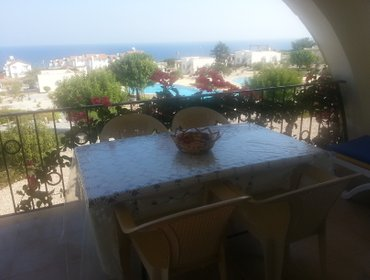 Apartments Seaview & Golf Residence North Cyprus - FREE WIFI