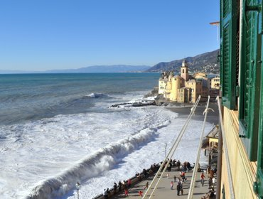 Апартаменты Camogli Super view  from super nice apartment