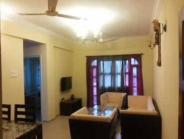 Апартаменты 5 Star Comforts 2 BHK Holiday Homes in Goa