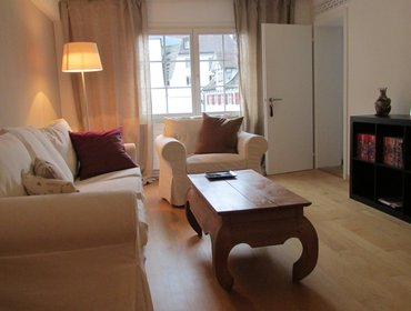 Апартаменты Furnished Appartment in the Heart of St. Gallen