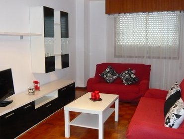 Апартаменты APARTAMENTO CORUNA CENTER CON PARKING