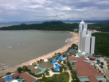 Апартаменты Oceanfront Tropical Paradise on Panama Canal