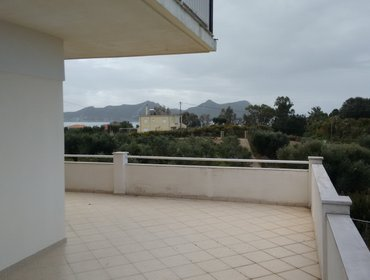 Апартаменты Apartment overlooking the Ionian Sea