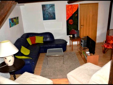 Nice apartments for 4 near Strasbourg
