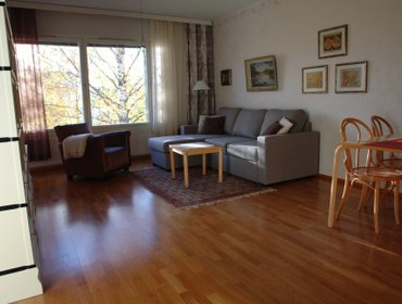 Апартаменты 2 room apartment, 15 min from Center of Helsinki