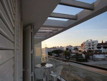 Апартаменты New apart.near of the center of Albufeira