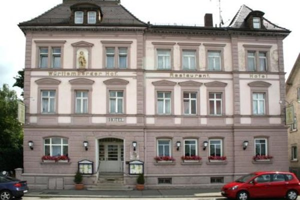 Komforthotel-Restaurant Wurttemberger Hof - фото 17