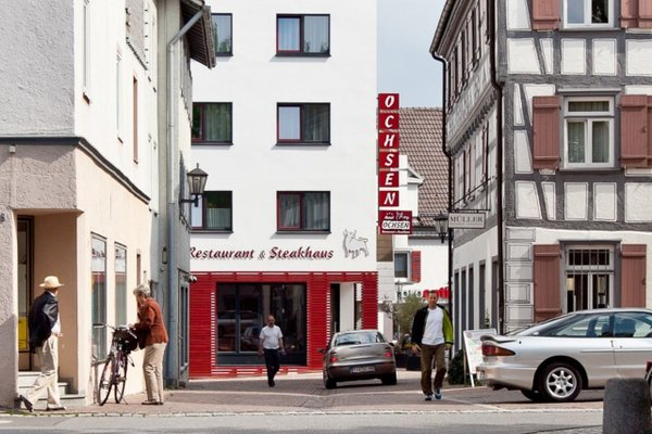 Hotel Ochsen - фото 21
