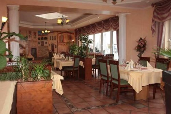 Hotel-Restaurant La Fontana Costanzo - фото 10