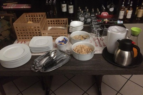 Hotel-Restaurant La Fontana Costanzo - фото 12