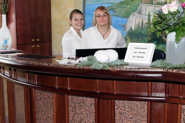 Hotel-Restaurant La Fontana Costanzo - фото 13