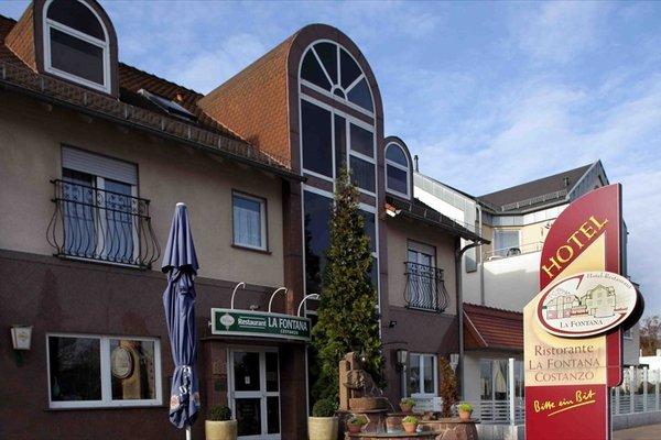 Hotel-Restaurant La Fontana Costanzo - фото 17