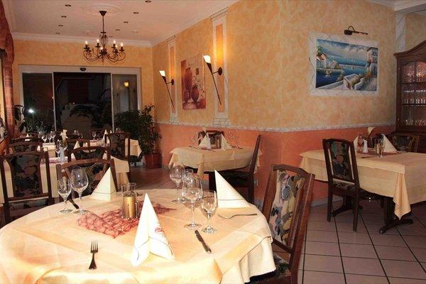 Hotel-Restaurant La Fontana Costanzo - фото 9