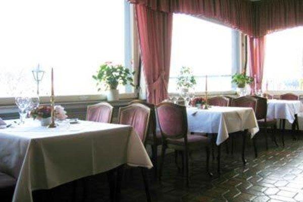 Hotel zum Goldenen Lowen - фото 10