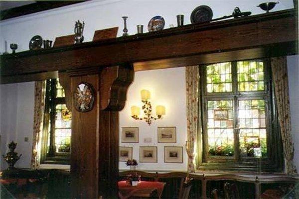 Hotel zum Goldenen Lowen - фото 11