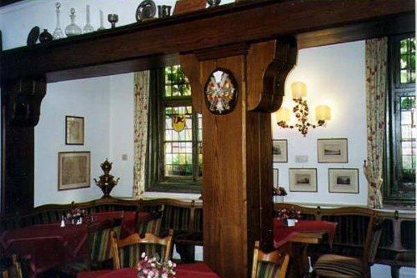 Hotel zum Goldenen Lowen - фото 13