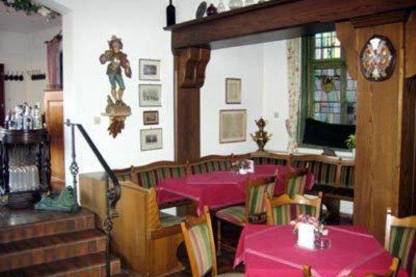 Hotel zum Goldenen Lowen - фото 15