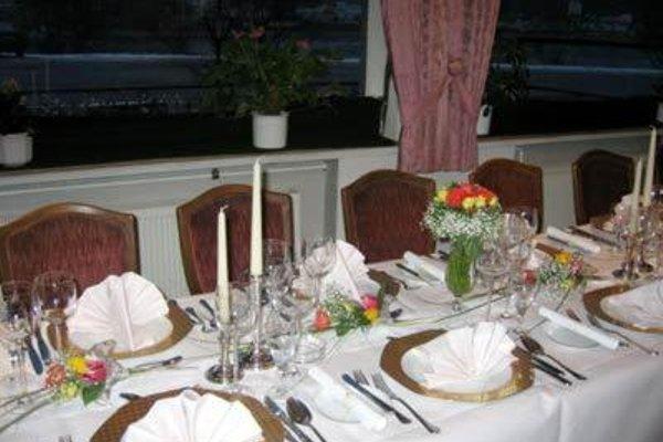 Hotel zum Goldenen Lowen - фото 18