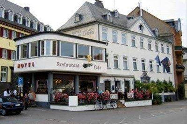 Hotel zum Goldenen Lowen - фото 22