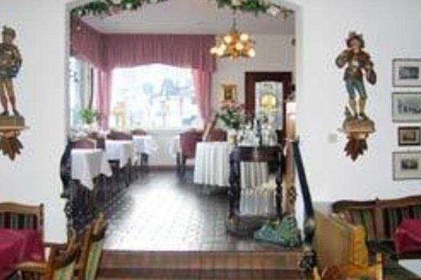 Hotel zum Goldenen Lowen - фото 7