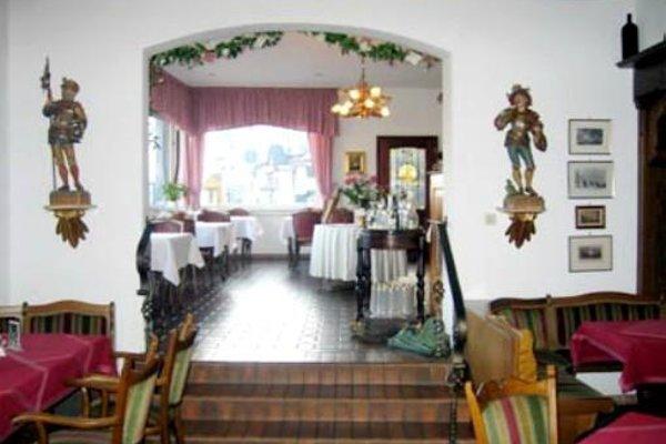 Hotel zum Goldenen Lowen - фото 9