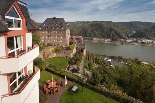 Romantik Hotel Schloss Rheinfels - фото 18