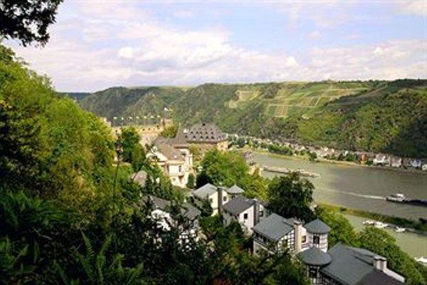 Romantik Hotel Schloss Rheinfels - фото 22