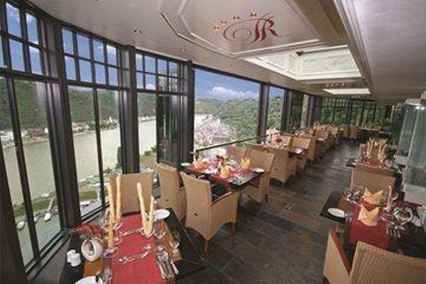 Romantik Hotel Schloss Rheinfels - фото 8