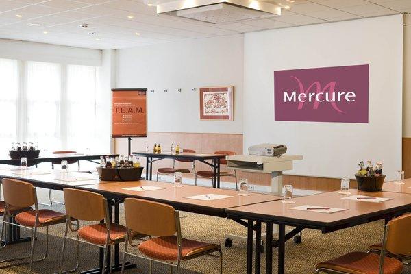 Mercure Hotel Saarbrucken Sud - фото 16