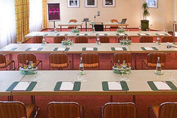 Mercure Hotel Saarbrucken City - фото 20